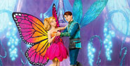 Барби Марипоса и принцесата на феите Barbie Mariposa & The Fairy Princess